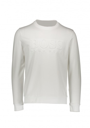Boss Bodywear Heritage Sweatshirt 100 - White