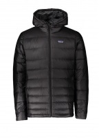 Hi-Loft Down Hoody - Black