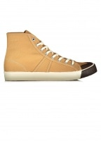 Colchester Rubber Co. High Top - Brown
