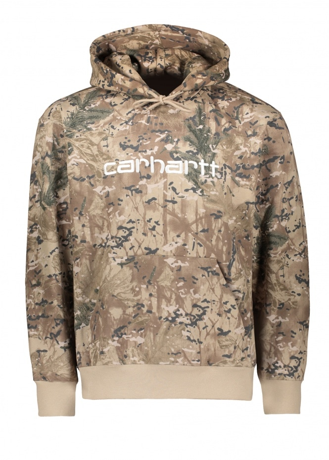 Carhartt Hooded Carhartt Sweat - Camo