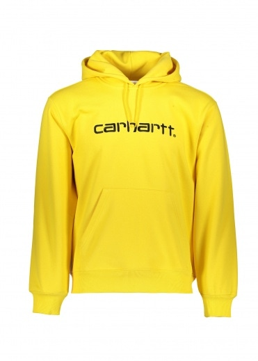 Hooded Carhartt Sweat - Primula