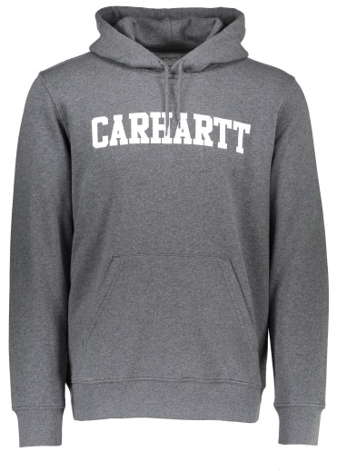 Carhartt Hooded College Sweat - Dark Grey