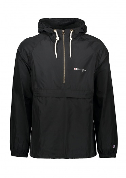 Champion Hooded Jacket - Black