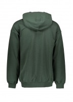 Hooded Pullover - Green