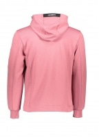C.P. Company Hooded Sweat 583 - Roan Rouge