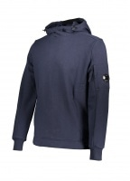 C.P. Company Hooded Sweat 888 - Total Eclipse