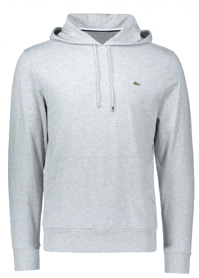 Hooded Sweat - Silver Chine
