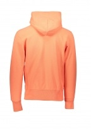 Champion Hooded Sweatshirt - Orange