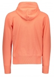 Champion Hooded Sweatshirt Orange XL
