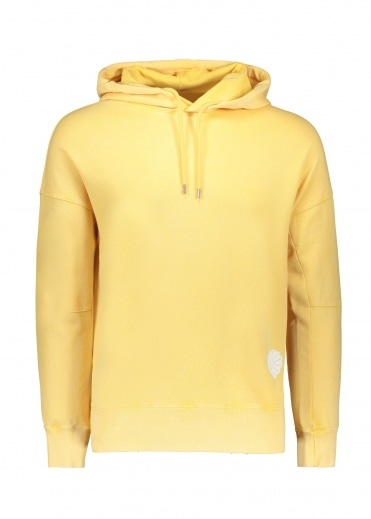 Ten C Hoody Sweater - Pale Yellow