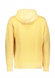 Ten C Hoody Sweater - Pale Yellow