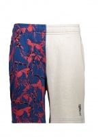 Billionaire Boys Club Horsepower Cut & Sew Short - White