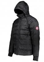 Canada Goose Hybridge Base Jacket - Black
