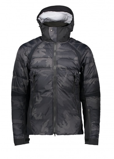 Canada Goose Hybridge Sutton Coat - Black Camo