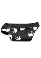 McQ by Alexander McQueen Hyper Waist Bag - Black