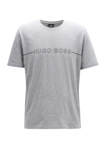 Boss Bodywear Identity T-Shirt 033 - Medium Grey