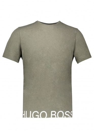 Boss Bodywear Identity T-Shirt RN 307 - Dark Green