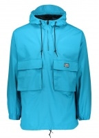 Inlet Anorak - Pure Teal
