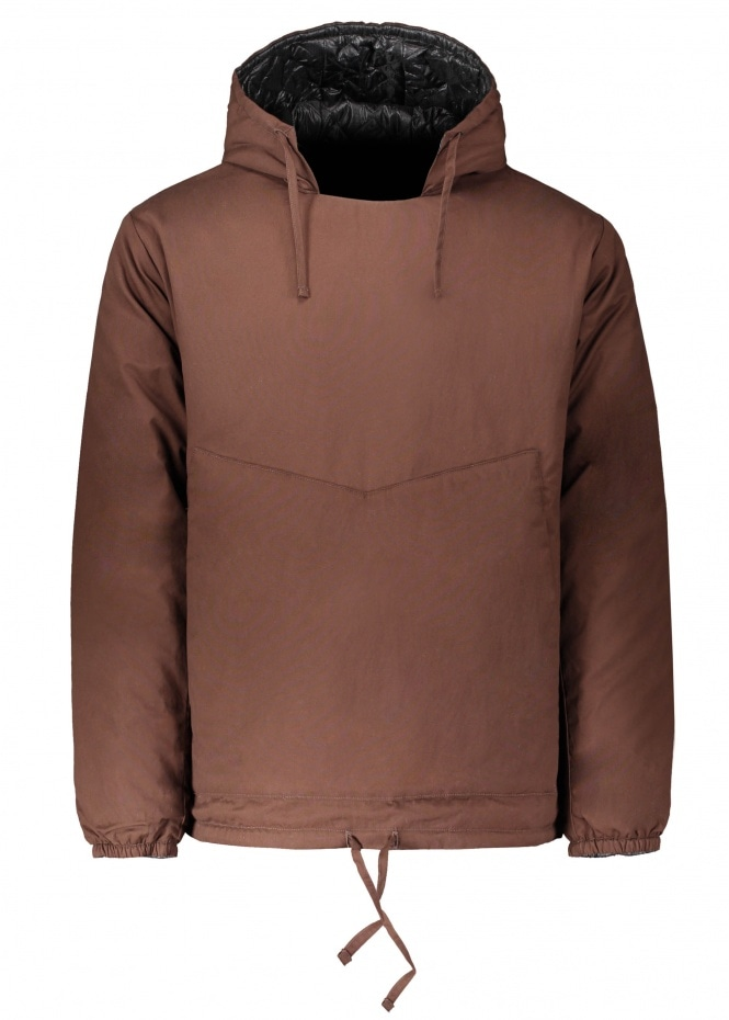 Insulated Pullover - Brown
