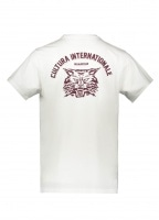 Maharishi Internationale Print T-Shirt - White