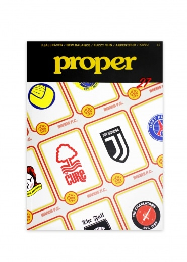 Proper Magazine Issue 27