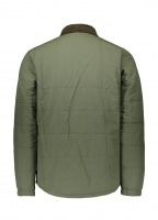 Isthmus Quilted Shirt Jacket -