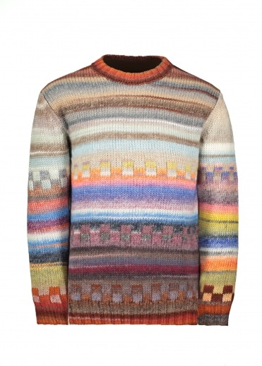 NN07 Jackson Multi Knit - Multi Colour