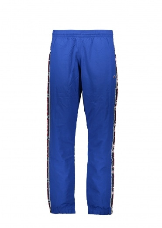 Champion Jacquard Logo Joggers - Malibu Blue