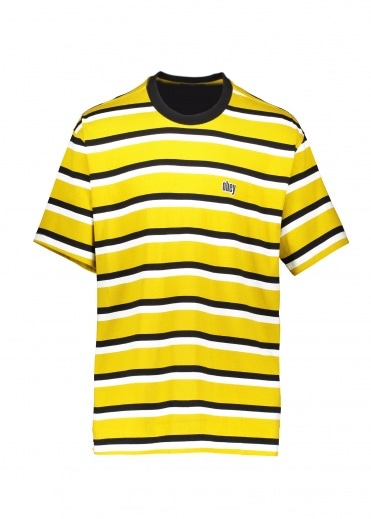 Obey Jeff Classic SS Tee - Golden Palm