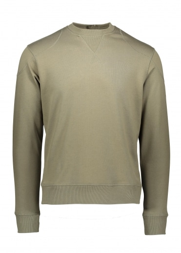 Belstaff Jefferson Sweater - Slate Green