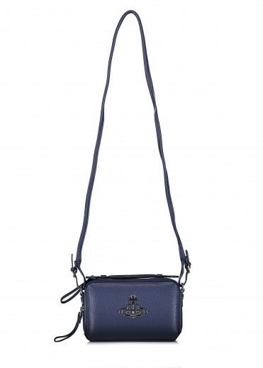 Vivienne Westwood Accessories Johanna Camera Bag - Blue