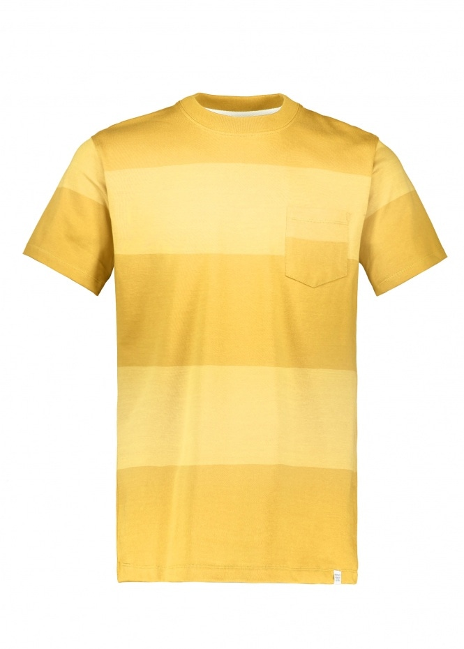 Johannes Block Stripe - Sunwashed Yellow