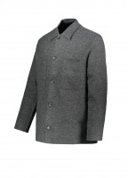NN07 Jonas Knit Shirt - Anthracite