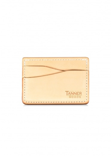 Tanner Goods Journeyman CC Holder - Natural
