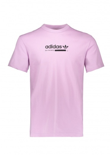 Adidas Originals Apparel Kaval Tee Clear - Lilac