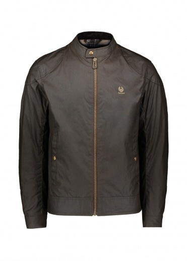 Belstaff Kelland Jacket - Faded Olive