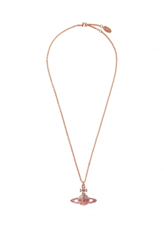 Vivienne Westwood Accessories Kika Pendant - Pink Gold