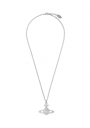 Vivienne Westwood Accessories Kika Pendant - Rhodium