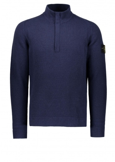 Stone Island Knitted Sweater - Ink