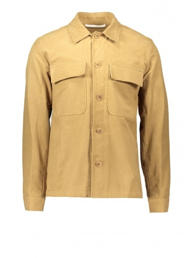 Norse Projects Kyle Moleskin - Camel