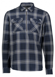 Carhartt L/S Portland Shirt - Navy