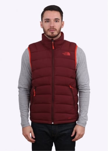 North Face La Paz Vest - Sequoia Red