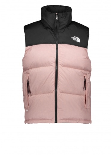 North Face Ladies 1996 RTO Nupse Vest - Misty Rose