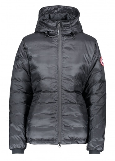 Canada Goose Ladies Camp Hoody - Black
