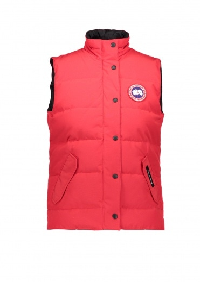 Canada Goose Ladies Freestyle Vest - Red