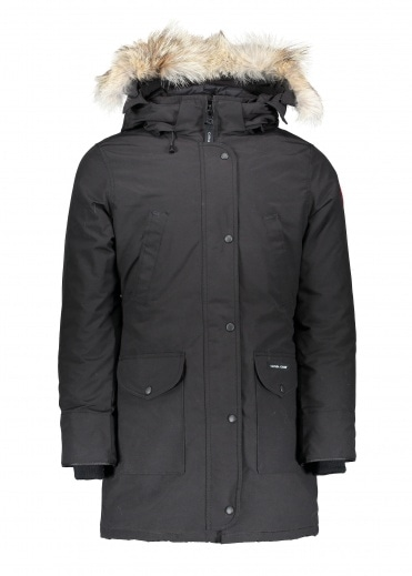 Canada Goose Ladies Trillium Parka HD - Black