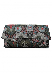 Vivienne Westwood Accessories Large Jungle Clutch - Grey