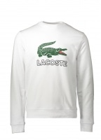 Large Logo Sweat - White
