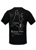Perks and Mini Lemuria Is A Place SS Tee Blac