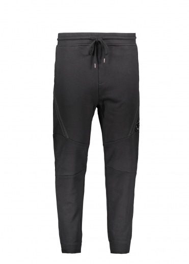 C.P. Company Lens Jogging Bottoms - Black